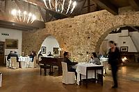 Ristorante Dattilo at Azienda Agricola Ceraudo, Strongoli, Calabria, italy