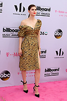 LAS VEGAS - MAY 21:  Alexandra Daddario at the 2017 Billboard Music Awards - Arrivals at the T-Mobile Arena on May 21, 2017 in Las Vegas, NV