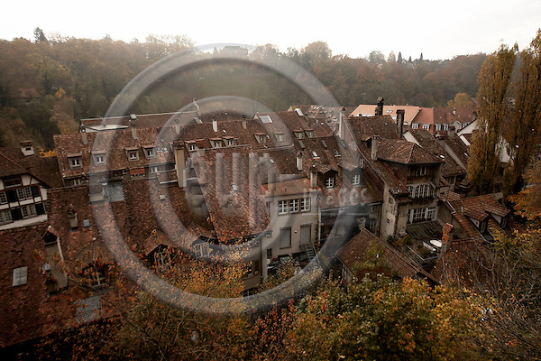 "BERN - SWITZERLAND 31. OCTOBER 2006 -- View -- PHOTO: CHRISTIAN T. JOERGENSEN / EUP & IMAGES..This image is delivered according to terms set out in ""Terms - Prices & Terms"". (Please see www.eup-images.com for more details)"