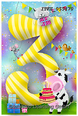 Isabella, CHILDREN BOOKS, BIRTHDAY, GEBURTSTAG, CUMPLEAÑOS, paintings+++++,ITKE055470,#BI#, EVERYDAY ,age cards