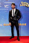 Ruben Sanz attends to Super Lopez premiere at Capitol cinema in Madrid, Spain. November 21, 2018. (ALTERPHOTOS/A. Perez Meca)