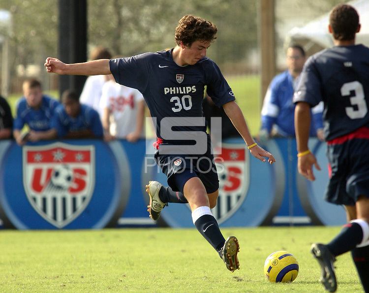 Joel Smith, Nike Friendlies, 2004.