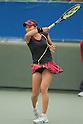 Erika Sema (JPN), OCTOBER 11, 2011 - Tennis : HP japan Women's Open Tennis 2011, Women's singles first round match at Utsubo Tennis Center, Osaka, Japan. (Photo by Akihiro Sugimoto/AFLO SPORT) [1080]