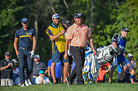 Pat Perez (USA) heads down 12 during 1st round of the 100th PGA Championship at Bellerive Country Cllub, St. Louis, Missouri. 8/9/2018.<br /> Picture: Golffile | Ken Murray<br /> <br /> All photo usage must carry mandatory copyright credit (© Golffile | Ken Murray)