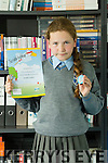 Scriobh Leabhar annual awards for Kerry schools at The Education Centre, Drumtacker on Monday. Pictured Wiktoria Ruthkowska