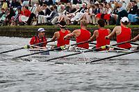Race 51 - Temple - Cornell B vs Groningen