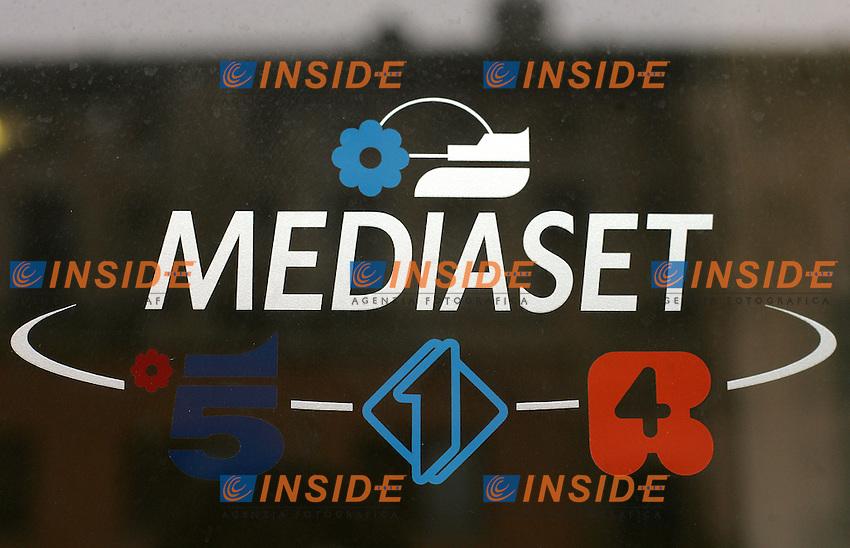 CRISTINA PARODI<br /> Roma 13/01/2010 Logo Mediaset Canale 5, Rete 4, Italia 1.<br /> Photo Samantha Zucchi Insidefoto