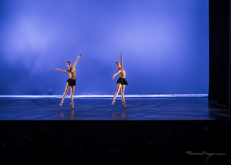 Friday Evening Performance of the Spring Gala production of Cary Ballet Company. Cary Arts Center, 11 March 2016