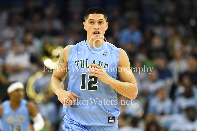 2955d2346ed Tulane basketball plays host to number six ranked UNC in the Smoothie King  Center.