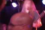 Blood On The Wall @ Mercury Lounge 2008