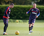 Kenny Miller and Michael O'Halloran