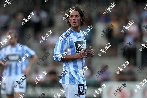 2009-08-08 / Voetbal / seizoen 2009-2010 / Verbr. Geel-Meerhout / Martijn Plessers..Foto: Maarten Straetemans (SMB)