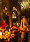 Middle East, Israel, Jerusalem , Church of the Holy Sepulchre