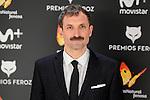 Julian Villagran attends to the Feroz Awards 2017 in Madrid, Spain. January 23, 2017. (ALTERPHOTOS/BorjaB.Hojas)