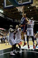 Temporada 2014 - 15 Liga ACB<br /> <br /> Presentaci&oacute;n Valencia Basket<br /> <br /> Amistoso Valencia Basket Club vs Cai Zaragoza<br /> <br /> Vladimir Lucic vs Jason Robinson, Marcus Landry, Stevan Jelovac