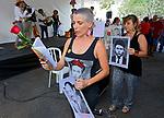 Ato em memoria de presos politicos mortos e desaparecidos no antigo Doi-Codi, Sao Paulo. 2018. Foto © Juca Martins.
