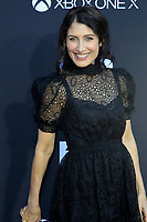 """LOS ANGELES - OCT 22:  Lisa Edelstein at the """"The Walking Dead"""" 100th Episode Celebration at the Greek Theater on October 22, 2017 in Los Angeles, CA"""