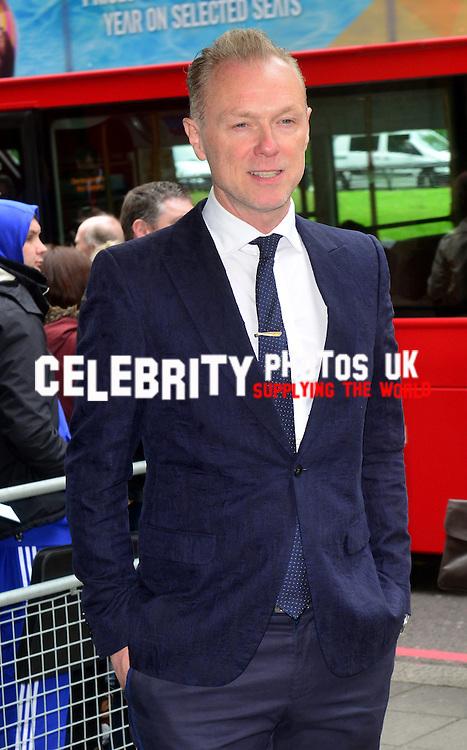 Gary Kemp   at the Ivor Novello Awards at the Grosvenor House Hotel, Park Lane, London on May 19th 2016
