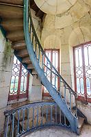 France, Indre-et-Loire (37), Amboise, la pagode de Chanteloup