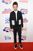 Nathan Sykes<br /> at the Jingle Bell Ball 2016, O2 Arena, Greenwich, London.<br /> <br /> <br /> &copy;Ash Knotek  D3208  03/12/2016