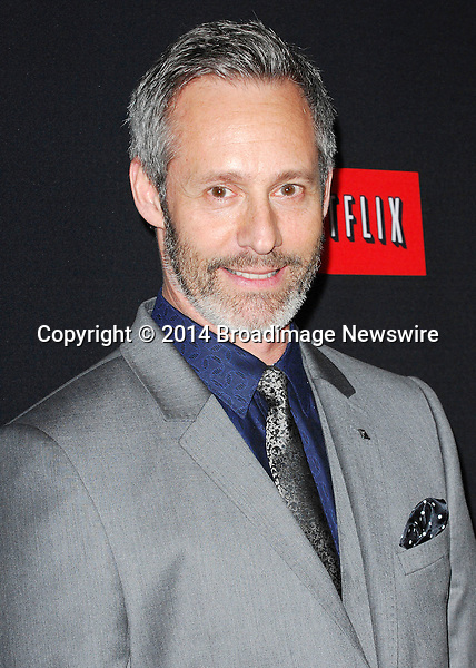 Pictured: Michel Gill<br /> Mandatory Credit &copy; Adhemar Sburlati/Broadimage<br /> Film Premiere of House of Cards<br /> <br /> 2/13/14, Los Angeles, California, United States of America<br /> <br /> Broadimage Newswire<br /> Los Angeles 1+  (310) 301-1027<br /> New York      1+  (646) 827-9134<br /> sales@broadimage.com<br /> http://www.broadimage.com
