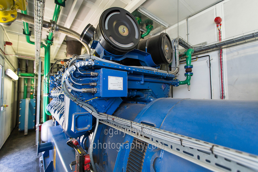 Gas engine & turbine - Anaerobic Digestion