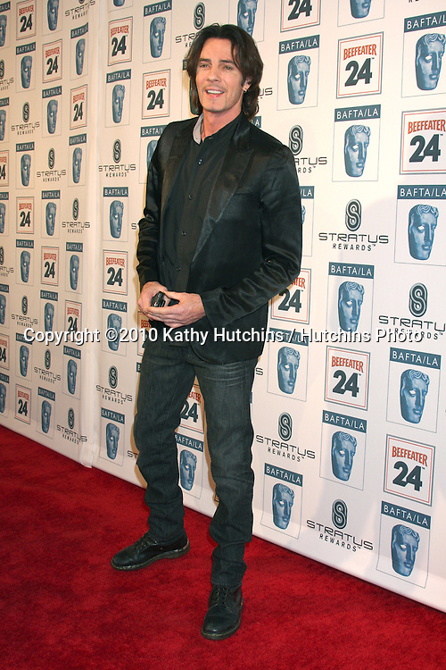 Rick Springfield.arriving at the BAFTA/LA Awards Season Tea Party 2010.Beverly Hills Hotel.Beverly Hills, CA.January 16, 2010.©2010 Kathy Hutchins / Hutchins Photo....