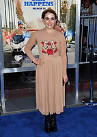 Mae Whitman at the premiere for &quot;CHiPS&quot; at the TCL Chinese Theatre, Hollywood. Los Angeles, USA 20 March  2017<br /> Picture: Paul Smith/Featureflash/SilverHub 0208 004 5359 sales@silverhubmedia.com