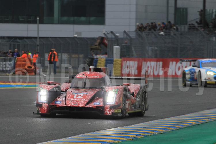 #12 REBELLION RACING (CHE) REBELLION R ONE AER LMP1 NICOLAS PROST (FRA) NELSON PIQUET JR (BRA) NICK HEIDFELD (DEU)