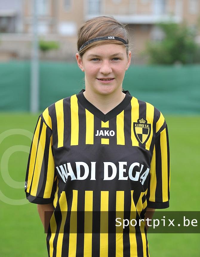 WD Lierse SK : Elke Van Gorp.foto DAVID CATRY / Vrouwenteam.be