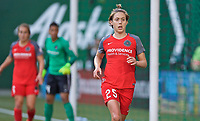 Portland, OR - Wednesday June 28, 2017: Meghan Klingenberg during a regular season National Women's Soccer League (NWSL) match between the Portland Thorns FC and FC Kansas City at Providence Park.
