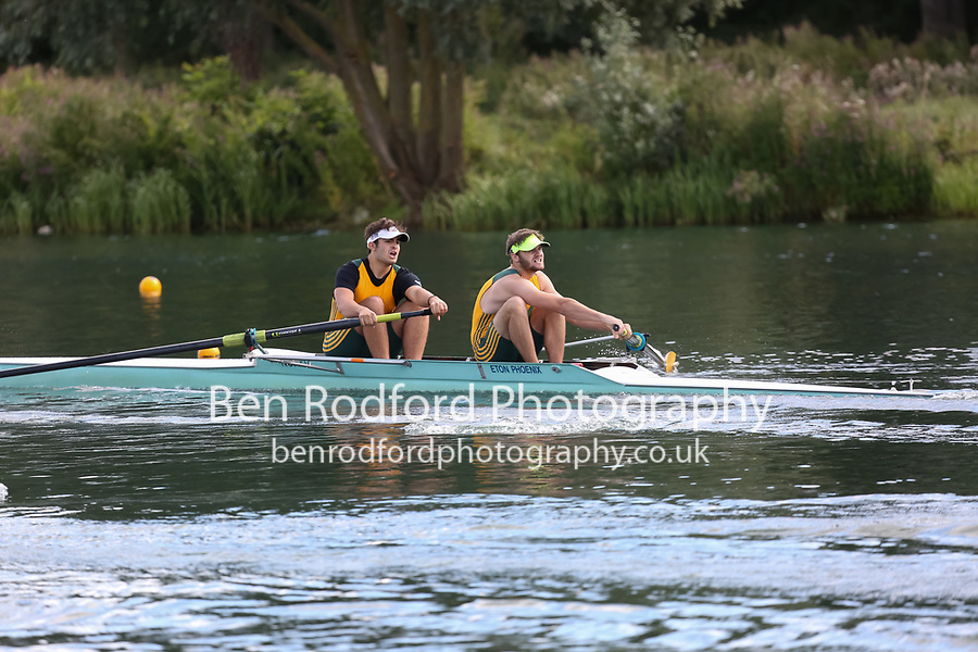 Race: 57: Tier2 2-  Heat 1<br /> <br /> Peterborough Summer Regatta 2017 - Sunday<br /> <br /> To purchase this photo, or to see pricing information for Prints and Downloads, click the blue 'Add to Cart' button at the top-right of the page.