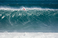 MARGARET RIVER, Western Australia/AUS (Saturday, April 1, 2017) John John Florence  - After further assessment of the conditions on offer the event officials called men's Rounds 3 and 4 of the Drug Aware Margaret River Pro ON with an 8:45 a.m. start at Main Break in clean eight-to-ten foot plus conditions. The event had switched from the previously communicated venue, The Box, due to an unfavorable swell period.<br /> <br /> &ldquo;We have kept a close eye on the conditions at The Box and have realised it is not as ideal as we first thought,&rdquo; said WSL Deputy Commissioner Renato Hickel. &ldquo;The Box is a wave that works best on a short period large swell. The period today is quite long and is causing the wave to break in the wrong spot. Unfortunately, it isn&rsquo;t contestable for our athletes so we will move back to Main Break. The good news is that there are some sets in the 10-to-12 foot range at Main Break so regardless of our move, it&rsquo;s going to be a spectacular day of surfing.&rdquo;<br />  Photo: joliphotos.com