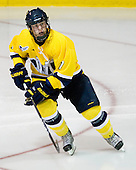Karl Stollery (Merrimack - 7) - The Merrimack College Warriors defeated the Boston College Eagles 5-3 on Sunday, November 1, 2009, at Lawler Arena in North Andover, Massachusetts splitting the weekend series.