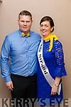 Seán O'Connor and Elaine Jones at Ballymac Strictly Come Dancing, at Ballygarry House Hotel & Spa, Tralee, on Saturday night