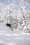 Killington Vermont Powder Snow Skiing