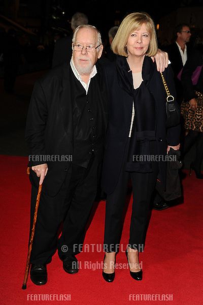 """Sir Peter Blake at the premiere for """"Crossfire Hurricane"""" being shown as part of the London Film Festival 2012, Odeon Leicester Square, London 18/10/2012 Picture by: Steve Vas / Featureflash"""