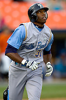 Lee, CJ 1496.jpg. Carolina League Myrtle Beach Pelicans at the Frederick Keys at Harry Grove Stadium on May 13th 2009 in Frederick, Maryland. Photo by Andrew Woolley.