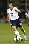 11 October 2008: Landon Donovan (USA). The United States Men's National Team defeated Cuba Men's National Team 6-1 at RFK Stadium in Washington, DC in a CONCACAF semifinal round FIFA 2010 South Africa World Cup Qualifier.