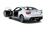 Car images of 2018 Subaru BRZ Limited 2 Door Coupe Doors