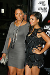 "HOLLYWOOD, CA. - October 06: Sanaa Lathan and Regina Hall arrive at the Los Angeles premiere of ""Law Abiding Citizen"" at Grauman's Chinese Theatre on October 6, 2009 in Hollywood, California."