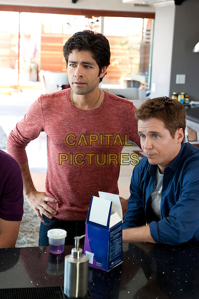 ADRIAN GRENIER & KEVIN CONNOLLY.in Entourage (Season 7).*Filmstill - Editorial Use Only*.CAP/FB.Supplied by Capital Pictures.