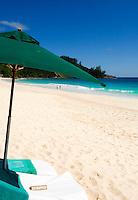 Seychelles, Island Mahe, Anse Intendance: beach<br />