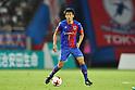 Soccer : 2017 J1 League F.C.Tokyo 1-0 Vissel Kobe