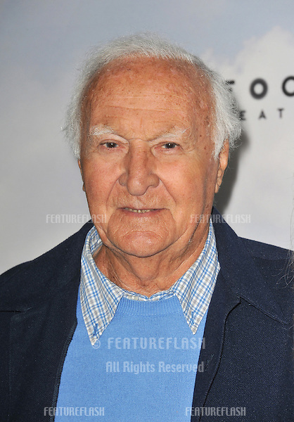 """Robert Loggia at the Los Angeles premiere of """"Promised Land"""" at the Directors Guild Theatre..December 6, 2012  Los Angeles, CA.Picture: Paul Smith / Featureflash"""