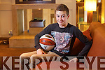 Talented Killarney teenager Jordan Lee (14) has been selected for the Irish U-15 schoolboys basketball squad