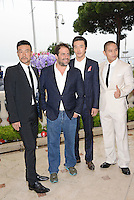 "Liao Fan, Brett Ratner, Kwone Sang Woo and Steve Yoo attending the ""Chinese Zodiac"" Photocall during the 65th annual International Cannes Film Festival in Cannes, France, 18th May 2012...Credit: Timm/face to face /MediaPunch Inc. ***FOR USA ONLY***"