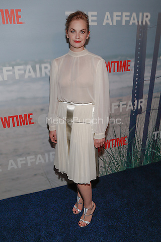 "New York, NY - October 6 : Actress Ruth Wilson attends the premiere of the new Showtime Drama ""The Affair"" held at the North River Lobster Company in New York City on October 6, 2014 (Photo by Brent N. Clarke / MediaPunch)"