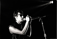 FILE PHOTO : Alain Bashung in 1987