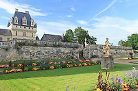 France, Indre (36), Valençay, le château // France, Indre, Valençay, the castle,